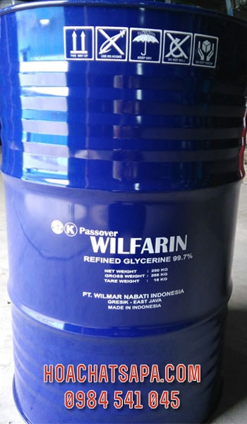 Glycerine-Wilfarin-USP-99.7%-nganh-duoc-thuc-pham