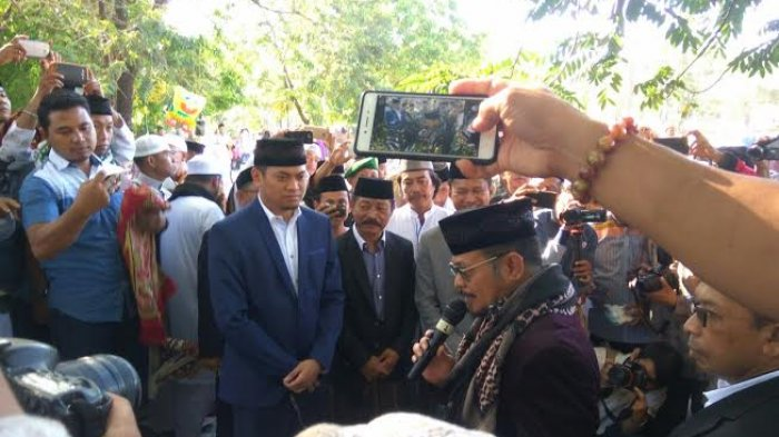 Gubernur Sulsel Dua Priode,Shalat Idul Adha di Gowa