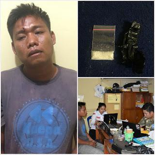 Kasat Res Narkoba: Bawa Shabu Dedi Terancam 20 Tahun Penjara