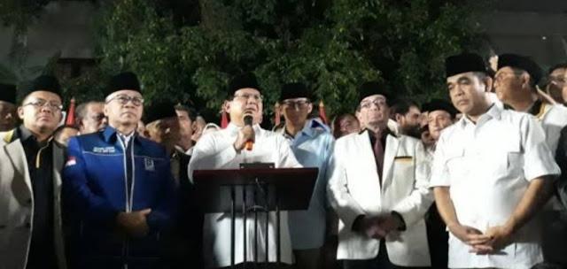 Kader PAN Ogah Kampanye, Koalisi Prabowo-Sandi Makin Tidak Solid