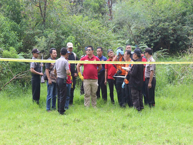 Polisi Temukan Potongan Rambut di Tlogodlingo, Diduga Milik Korban Diksar Mapala UII