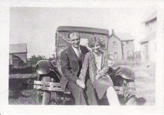 Frank Leroy Doty and Viola Lillian Wilson, Middletown, NY