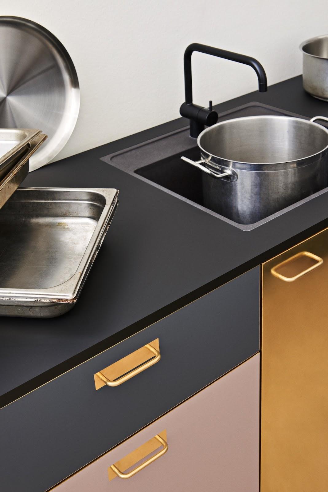 Альтернативный взгляд на дизайн кухни