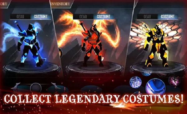 Shadow Fight Heroes - Knight Dark Stickman Fantasy v 3.2 [MOD] Apk Free Download