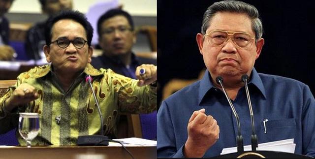 Ruhut Dukung Ahok-Djarot, Kenapa SBY Tak Berani Pecat?