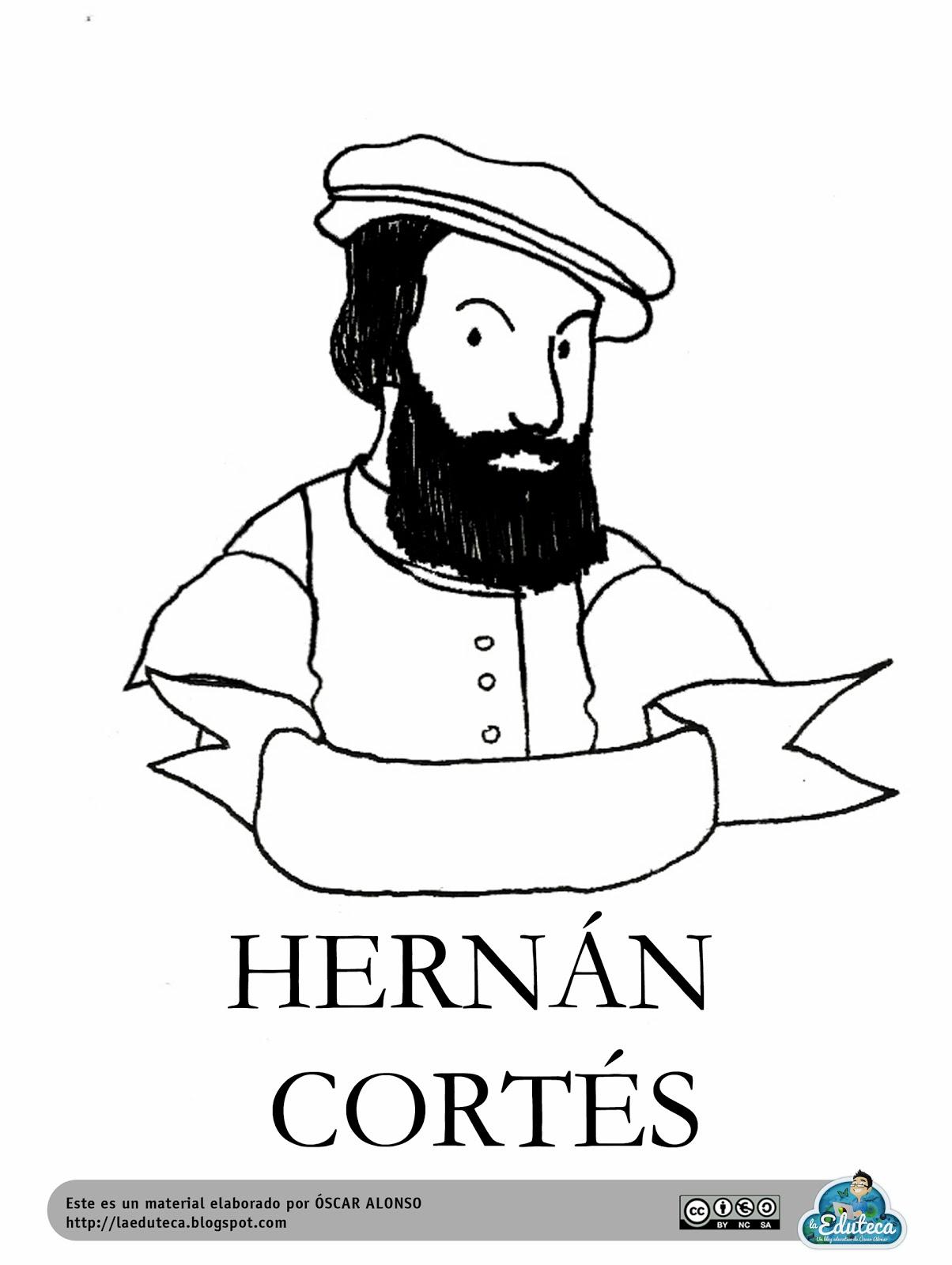 Biografia De Hernan Cortes