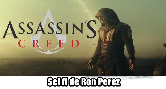 Analise do jogo Assassin's creed e sua ciência que o torna ficção cientifica