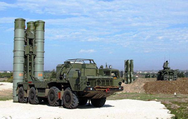 Sistem pertahanan udara S-500 Rusia