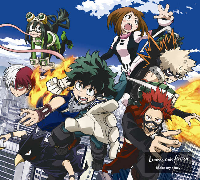 Boku No Hero Academia Opening 2 Full Mp3 Download Downloadmeta