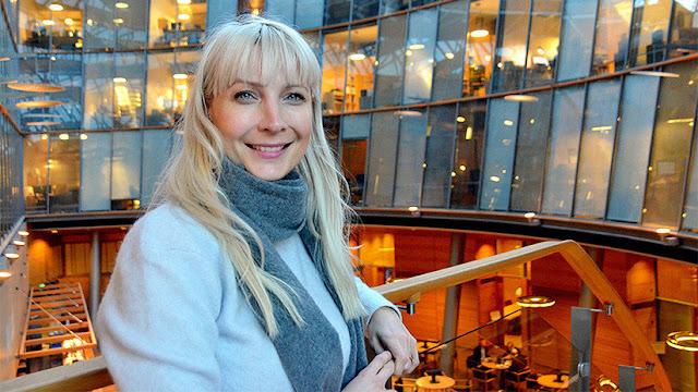La 'Marine Le Pen de Finlandia' quiere que su país abandone la UE