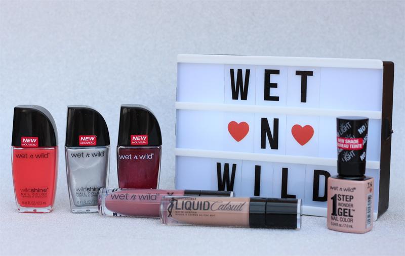 Novedades Wet n Wild