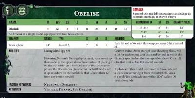 Obelisco Necron