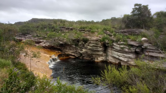 Rio Mucugêzinho, Chapada Diamantina