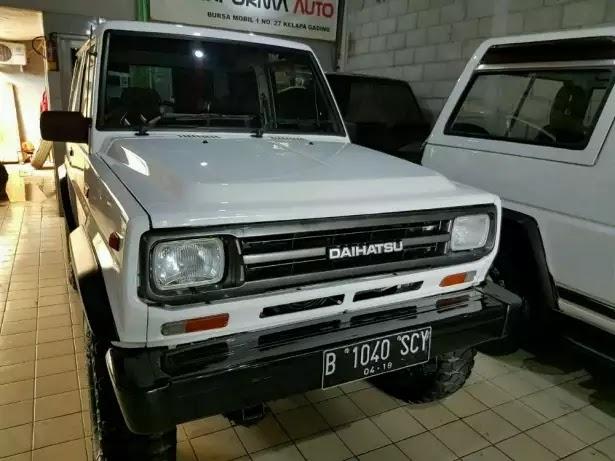DAIHATSU TAFT GTL/F70 (4x4) SUV