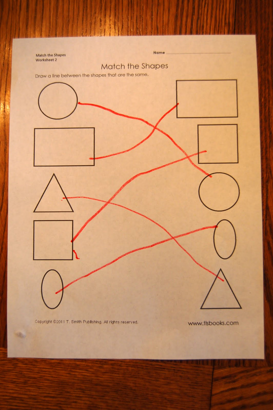 Follow Directions Worksheet For Kids
