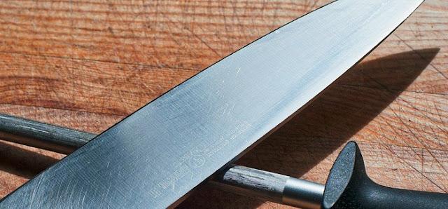 best way to sharpen your chefs knife. Black Bedroom Furniture Sets. Home Design Ideas