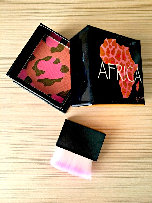W7 Africa Blusher - Ioanna's Notebook