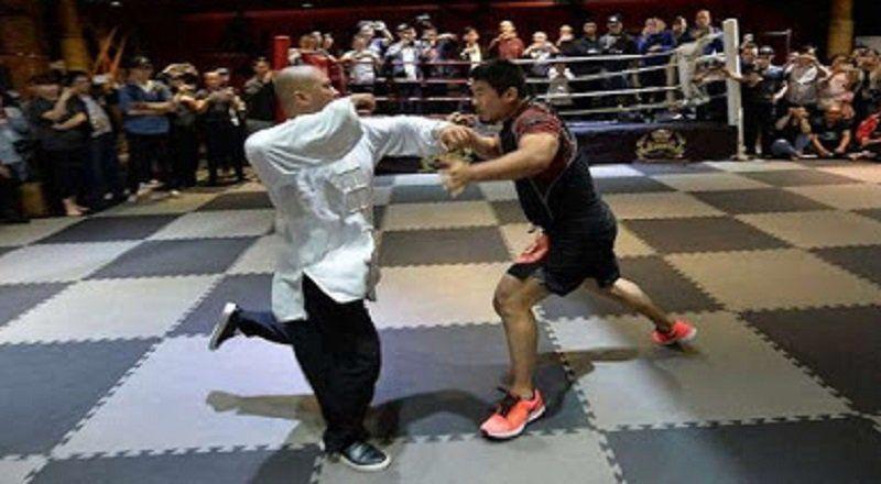 Tai Chi, MMA, Wei Lei