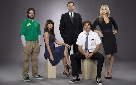 TV serija Chuck download besplatne pozadine za desktop 1440x900