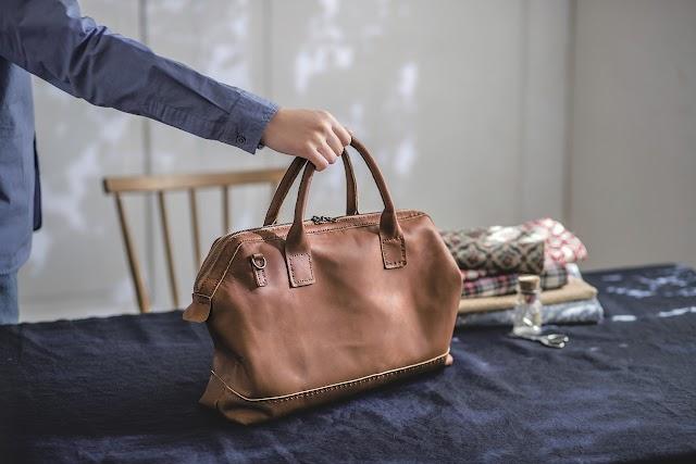 【DIY動手玩】Felissimo皮革Dulles Bag DIY套裝 把家中變成工作坊