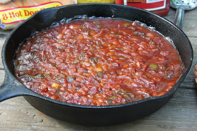 "Barbecue ""Baked"" Beans Recipes — Dishmaps"