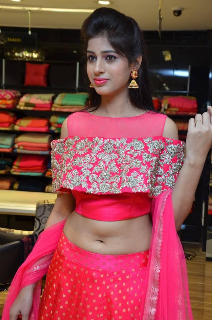 Naziya Khan At Splurge Divalicious Curtain Raiser Event Stills