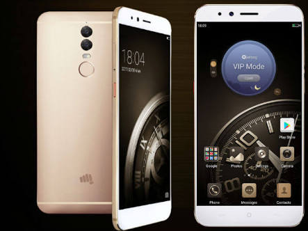Micromax Dual 5 Mobile Full Specifications