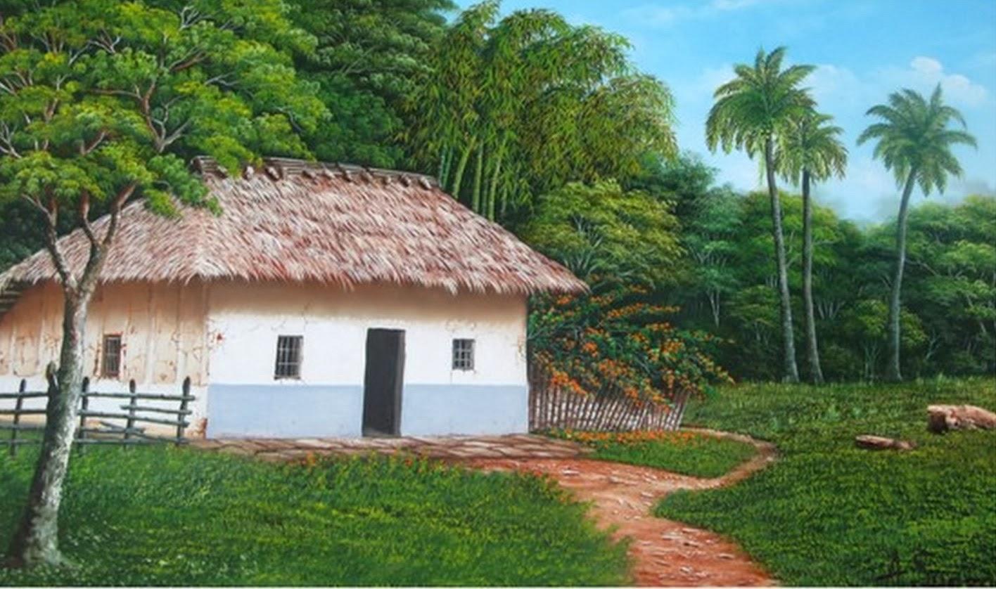 Cuadros modernos pinturas y dibujos galeria cuadros de - Cuadros de casas ...