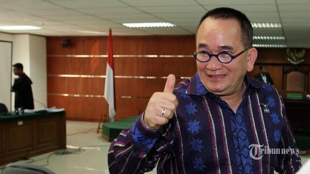 Dipecat SBY, Ruhut: Aku Tetap Dukung Ahok