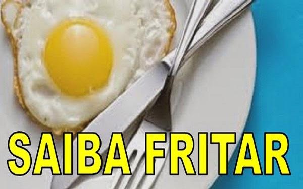Truque para preparar ovo frito da forma correta (Imagem: Reprodução/Internet)
