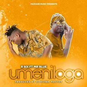 Download Mp3 | R Six ft Mr Blue - Umeniroga