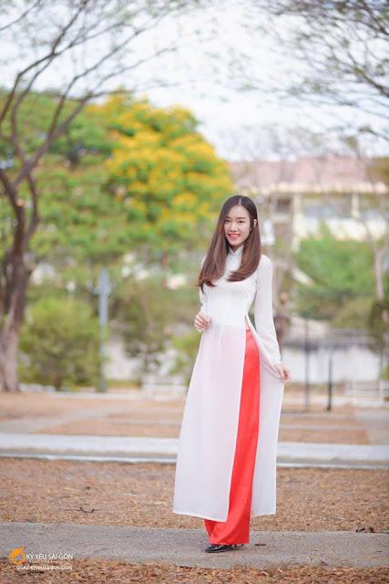 Thuê áo dài đẹp