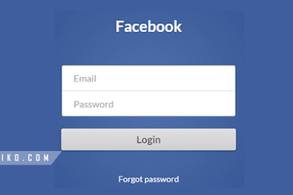 Cara Mengembalikan Akun Facebook yang Lupa Password