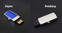 Flashdisk USB Metal Slider - FDMT21