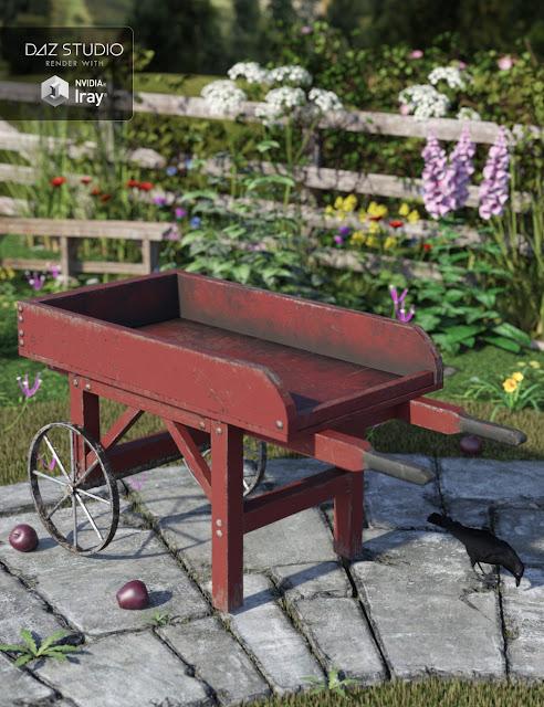 Ye Olde Wheelbarrows