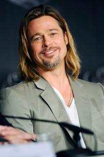 Brad Pitt hottest Hollywood actor