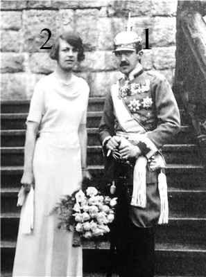Heinrich zu Schaumburg-Lippe- Marie-Erika von Hardenberg-hochzeit