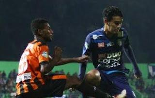 Hasil Arema FC vs Perseru Serui 0-0