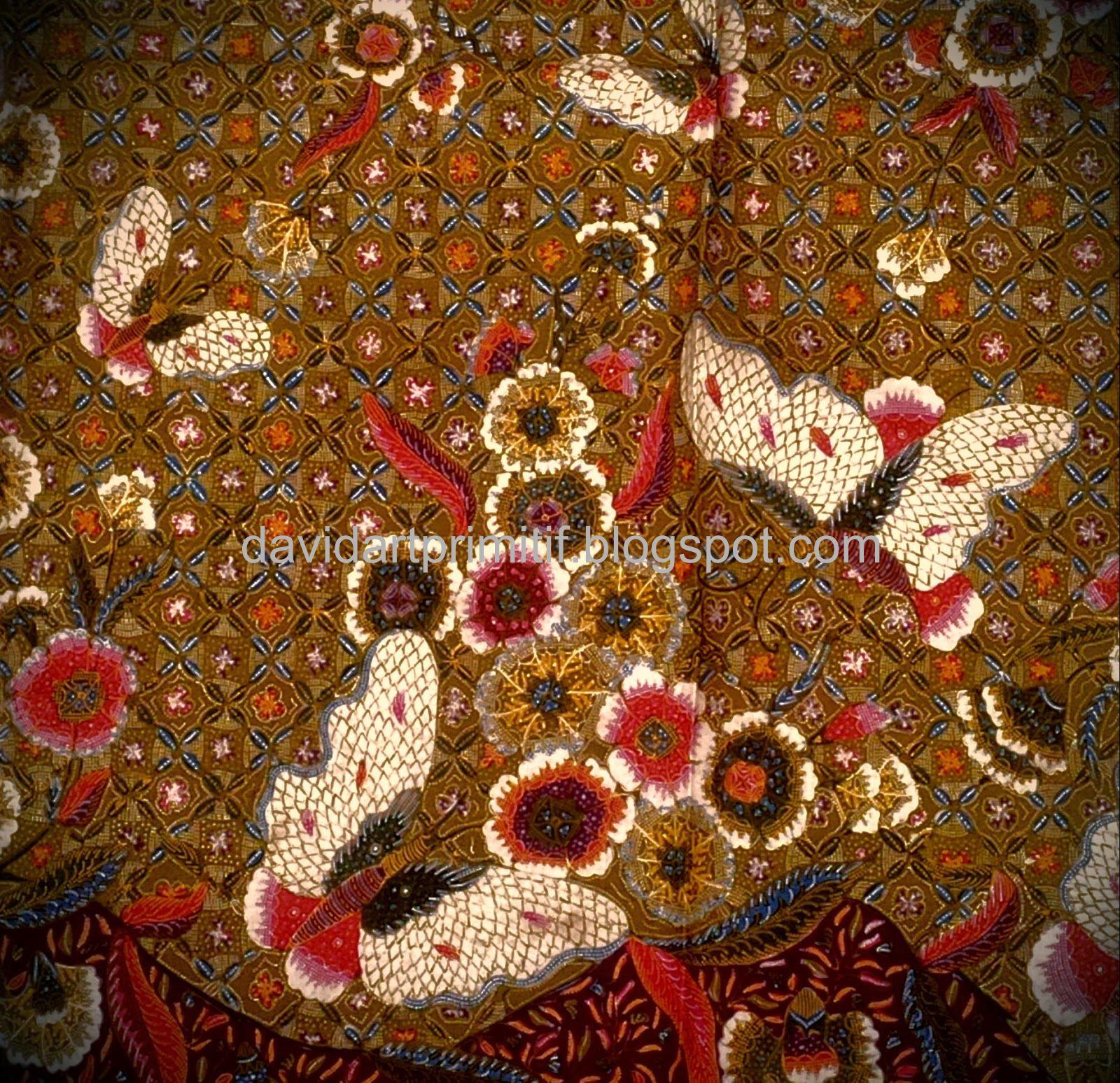 4 Penemu Batik Tulis: Art & Primitif: Kain Batik Tulis HoKoKai