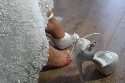 scarpe sposa lenef