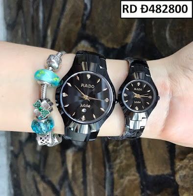 Đồng hồ cặp đôi Rado RD Đ482800