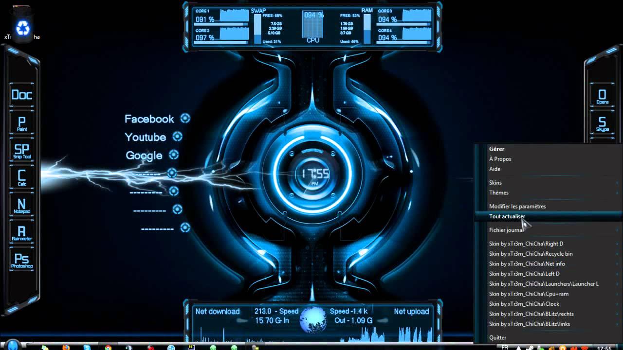 Fond d 39 cran gamer anim fonds d 39 cran hd - Iron man 2 telecharger gratuit ...