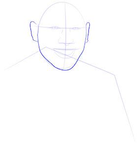 Langkah 5. Super Simpel Menggambar Dimitri Payet