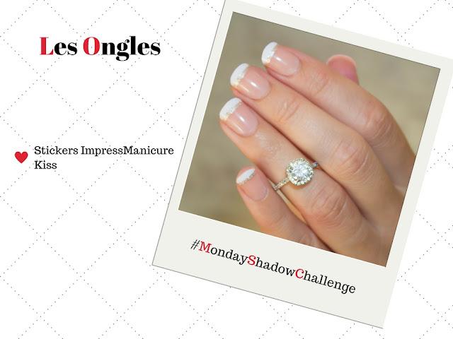 Monday Shadow Challenge : Rouge Brique