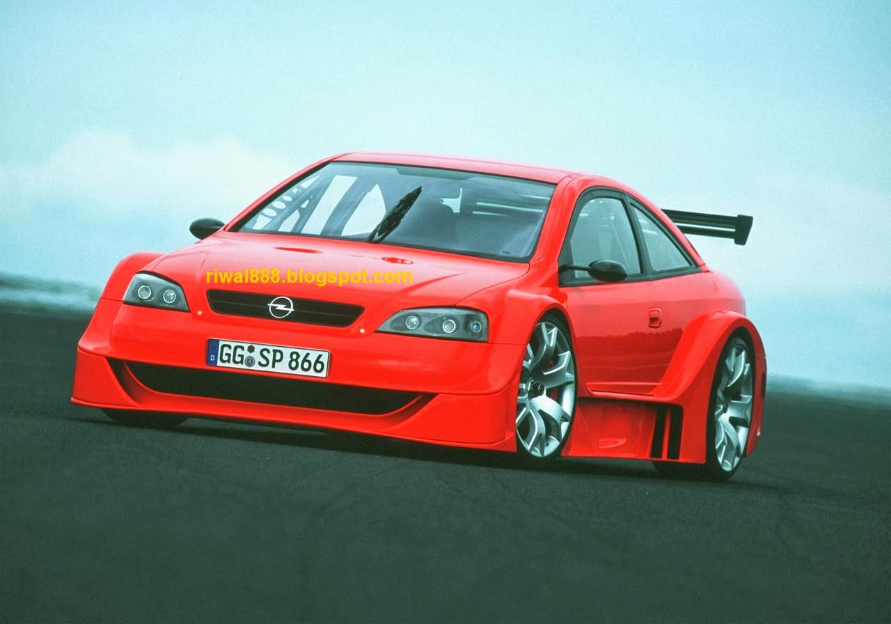 Opel Astra OPC X Treme Concept (2002)