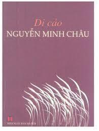 Di cảo Nguyễn Minh Châu