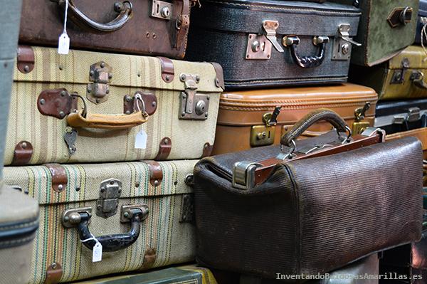 Maletas y maletín vintage