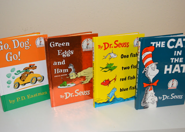 Dr. Seuss, Early Readers