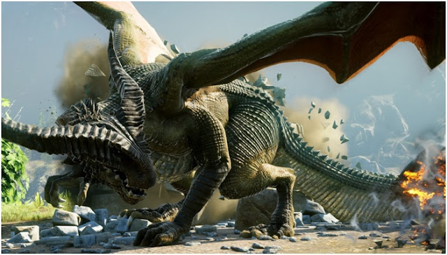 Can't get enough of Dragons? Dragon Age: Inquisition for the PlayStation 4 throws you into a world full of those fire-breathers