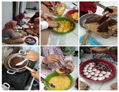 """Muslimah Kreatif LEDMA Al-Farabi Adakan Al-Farabi Kitchen Bernama """"CHOLAS"""""""